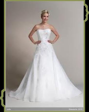 Brautkleid von Kleemeier