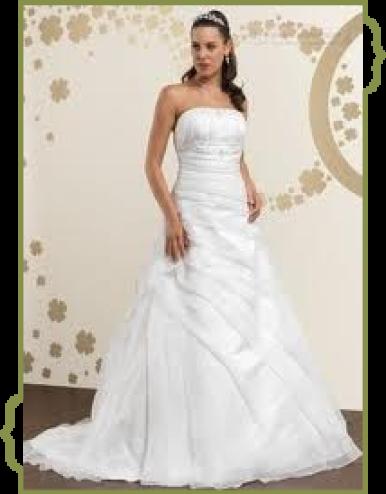 Brautkleid von Kleemeier von Brautmode Kistler